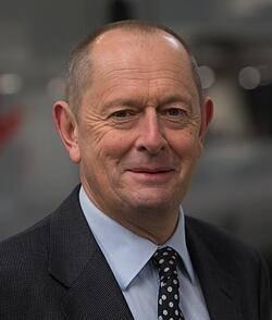 Anthony Smith Chief Executive of Transport Focus