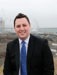 Ben Houchen Tees Valley Mayor portrait