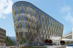 DSTL Newcastle building