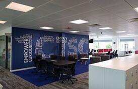 HMCTS Interactive Area new service centre