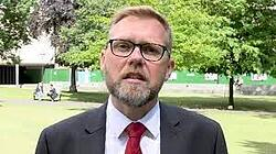 Leader of Newcastle City Council, Cllr Nick Forbes