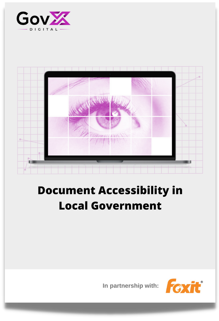 Document Accessibility in Local Government