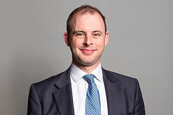 Matt Warman Minister for Digital Infrastructure DCMS