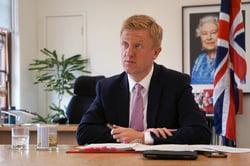 Oliver Dowden Digital Secretary DCMS