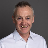 Steve McGuirk CBE National Leadership Centre