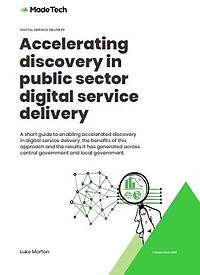 White Paper - Accelerating Delivery - Made Tech