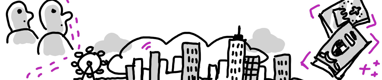 Comic banner