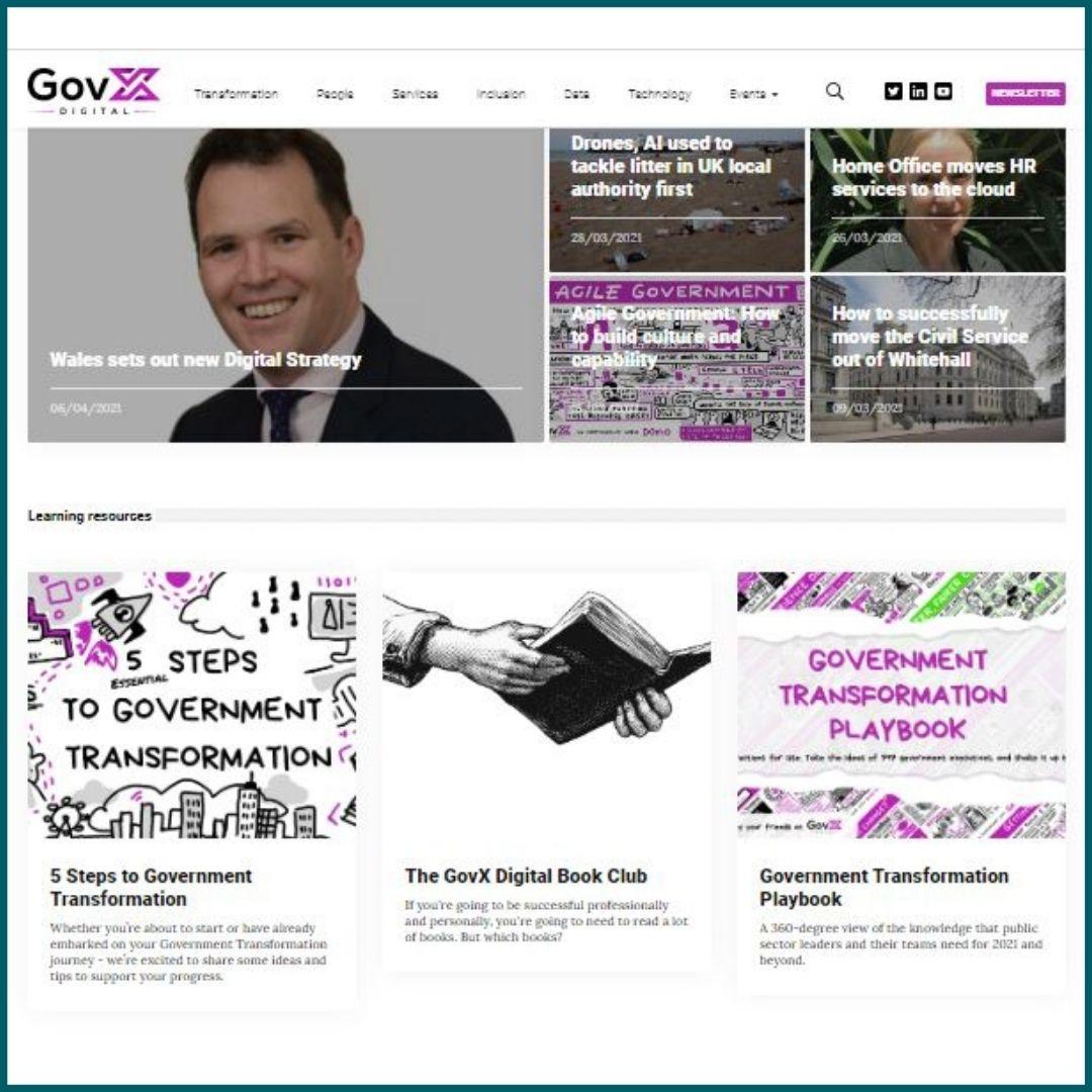 GovX Digital Magazine