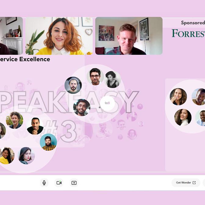 Speakeasy 3