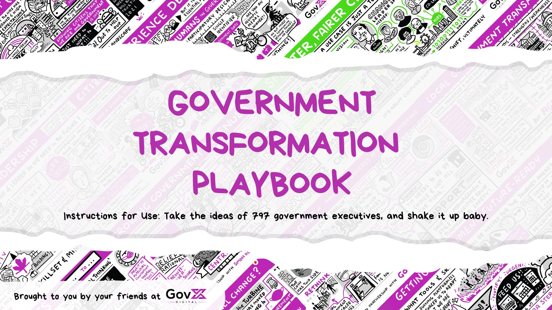 eBook_ Government Transformation Playbook
